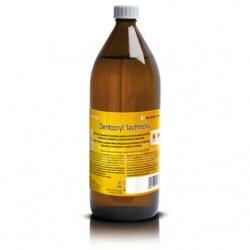 Dentacryl technický - prášok 1000g + tekutina 930g